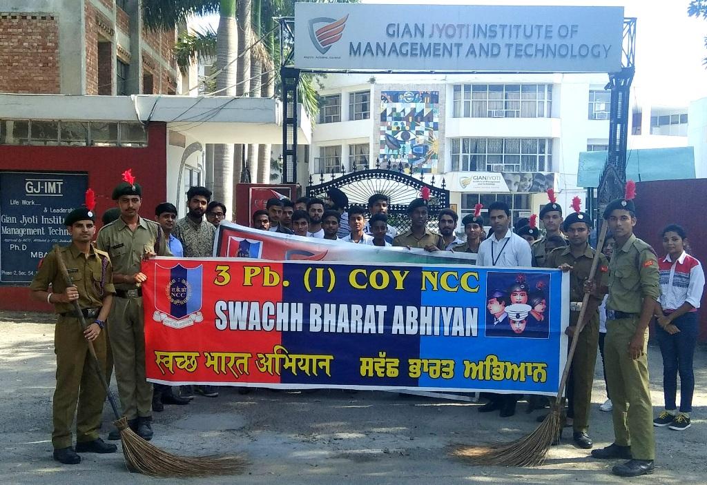 gjimt-Swachh Bharat-1