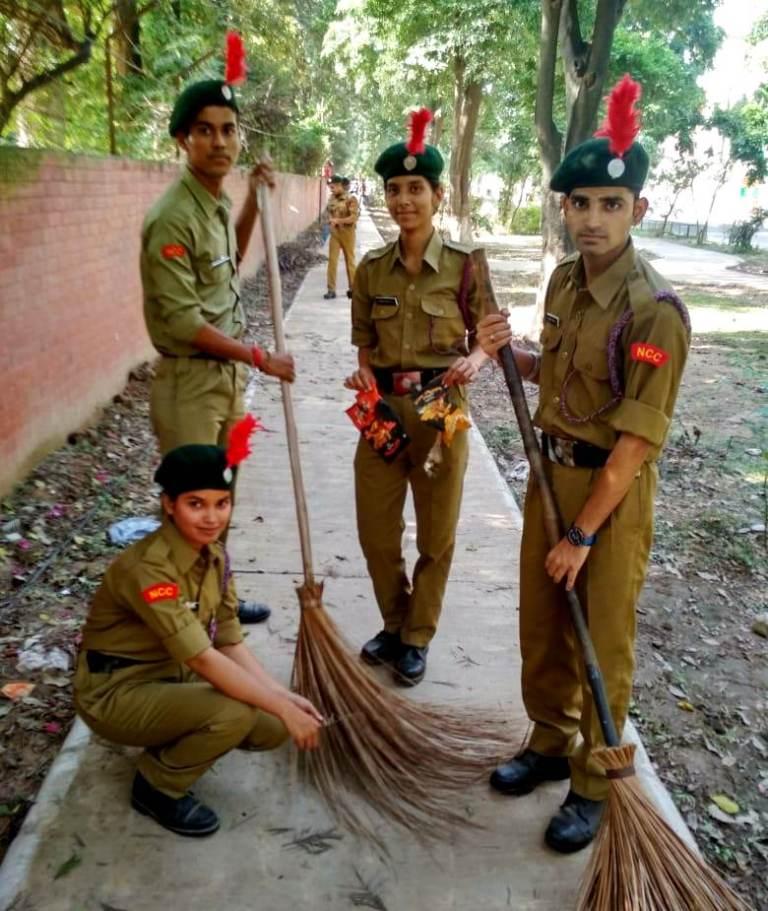 gjimt-Swachh Bharat-7