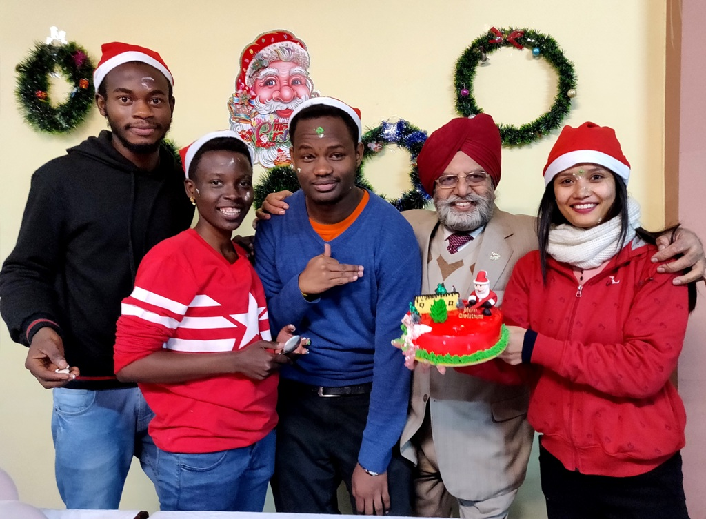 GJIMT Celebrated Merry Christmas (1)
