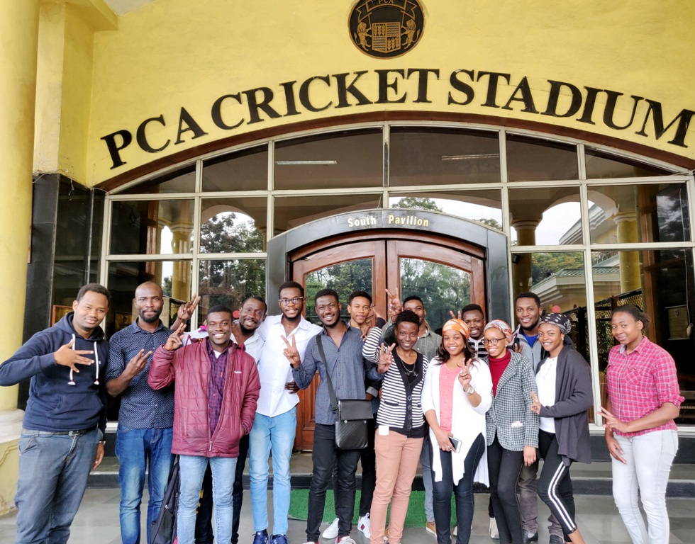 Trip to PCA Cricket Stadium (4)