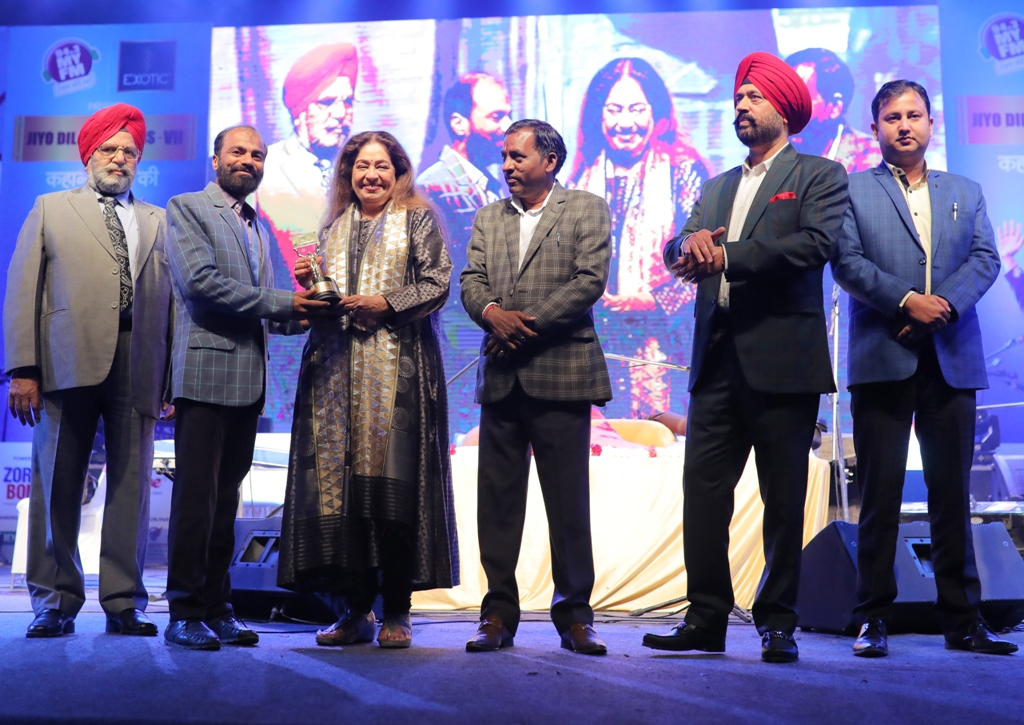 Jiyo Dil Se Awards (2)