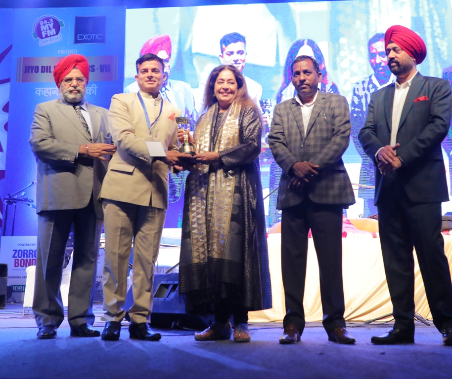 Jiyo Dil Se Awards (4)
