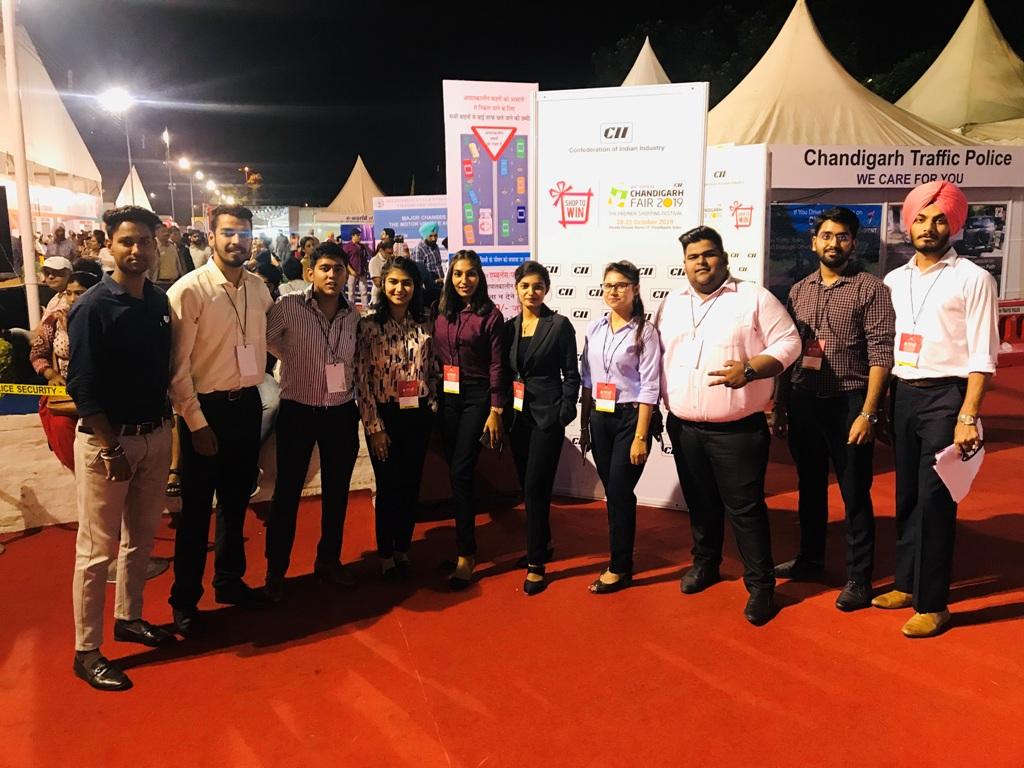 CII 24th Edition Chandigarh Fair 2019 (1)