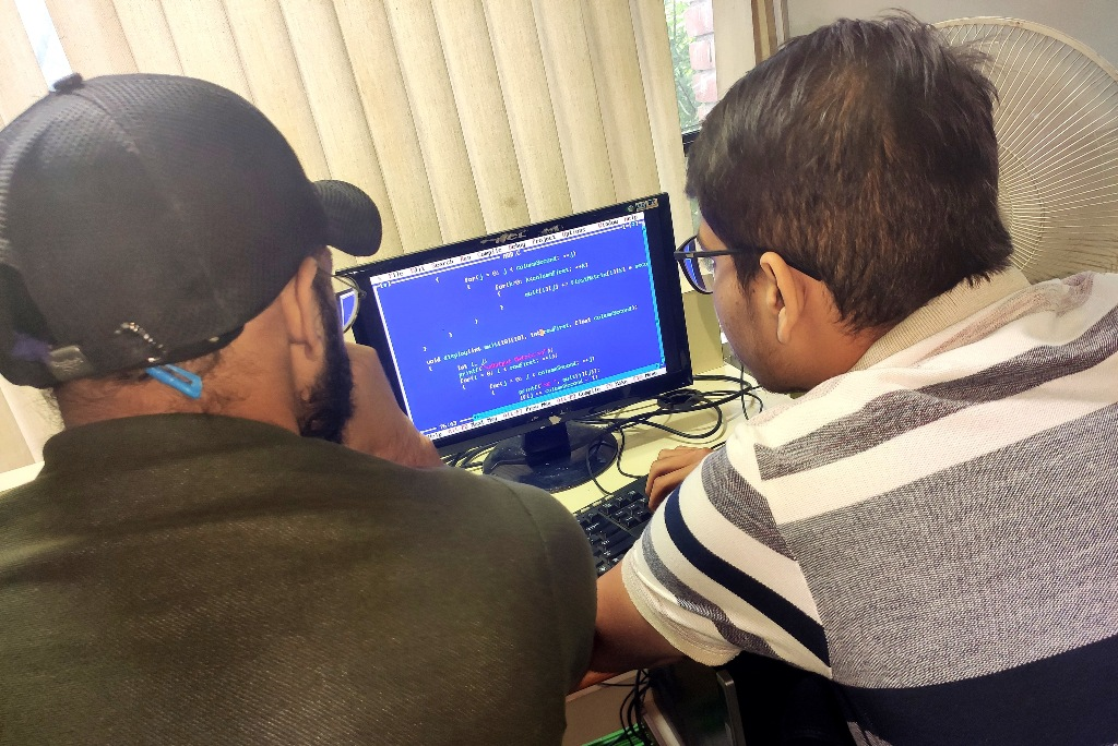 Code Debugging Competition (2)