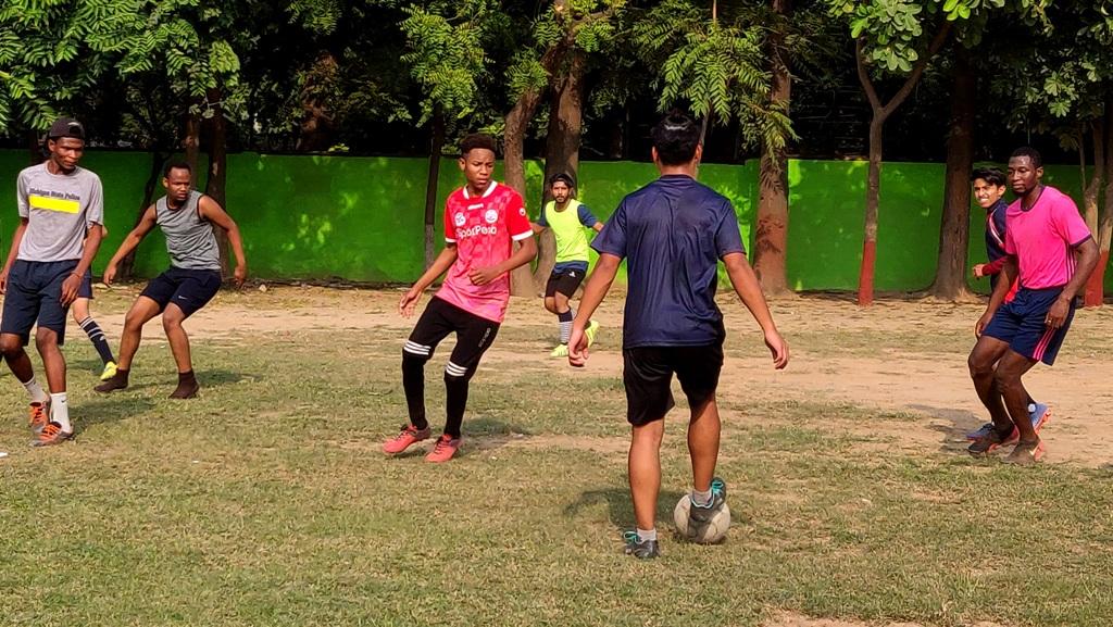 Friendly Football Match (1)