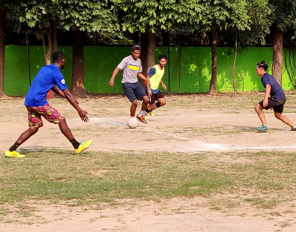 Friendly Football Match (2)