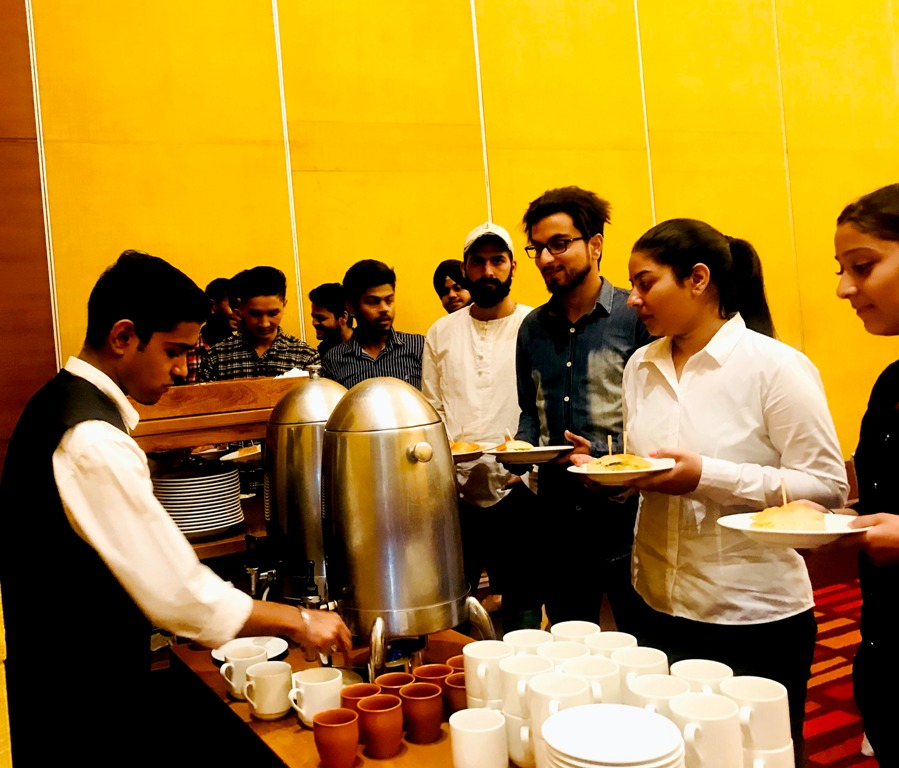 Industrial Visit to Hyatt Regency Chandigarh (4)
