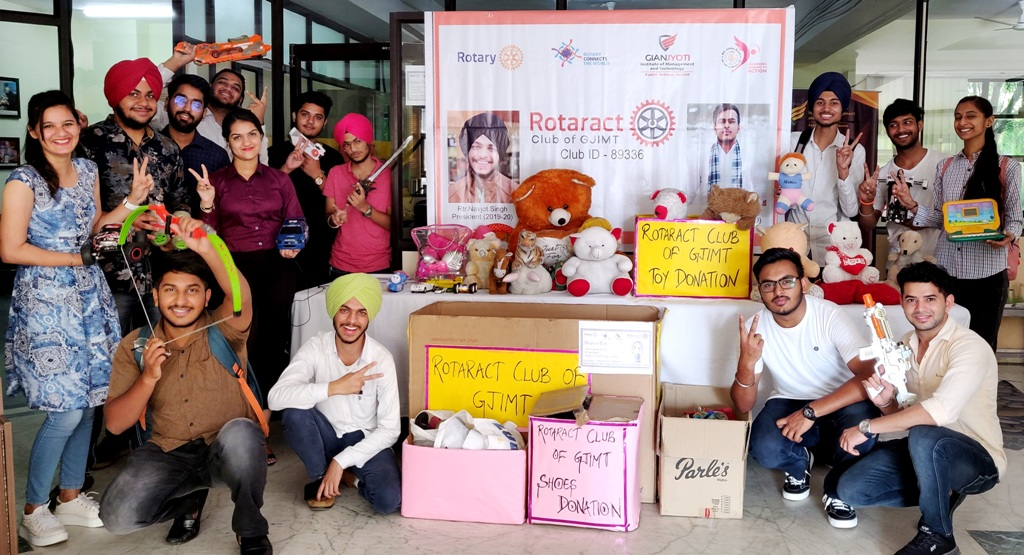 Toy & Shoe Donation Drive (3)