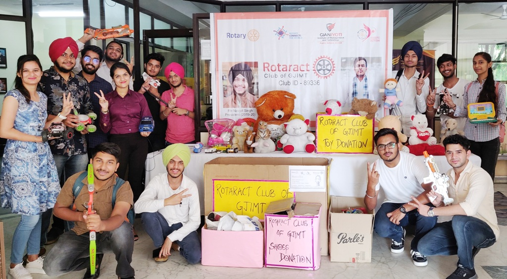 Toy & Shoe Donation Drive (4)