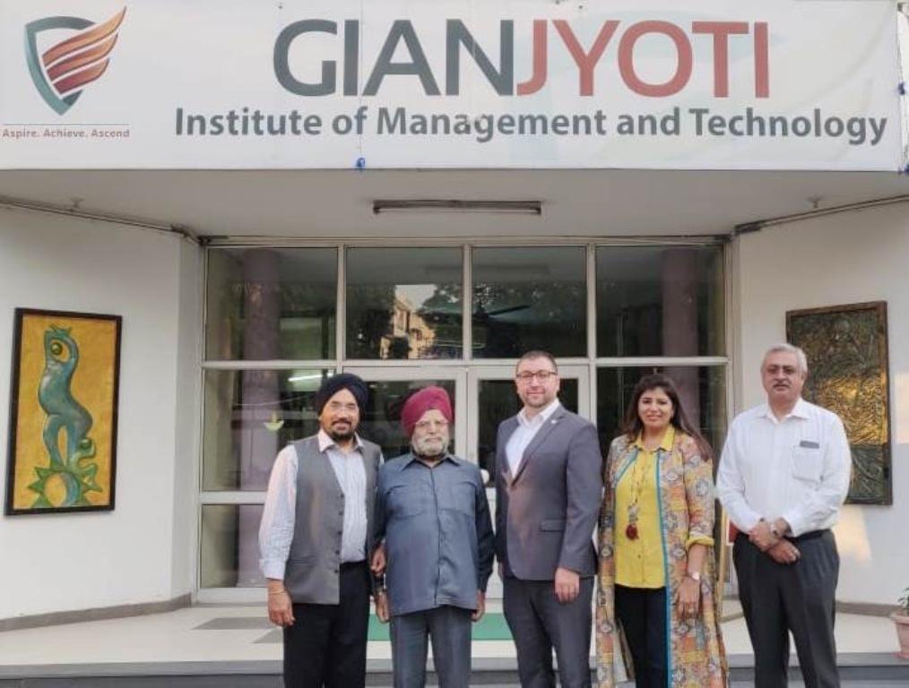 Opportunity for GJIMT students (2)