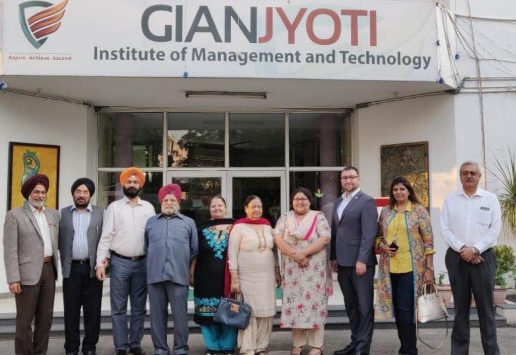 Opportunity for GJIMT students (4)