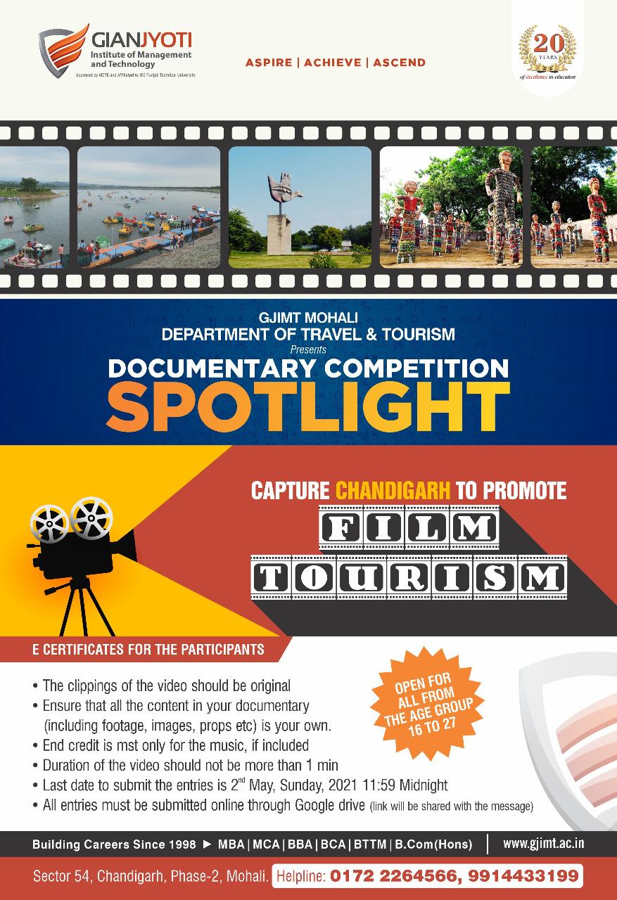 Spotlight- Tourism Event
